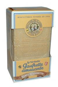 La Véritable Gaufrette amusante - Eugène Blond - Noisette - 175 g