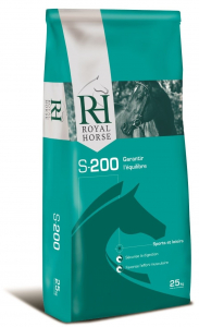 Aliment granulé S-200 - Royal Horse - 25 kg