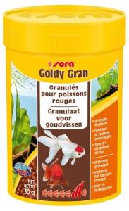 Granulés pour poissons rouges Goldy - Sera - 30 gr
