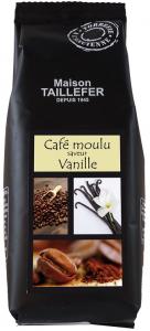 Café moulu saveur vanille - Maison Taillefer - 125 gr