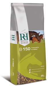 Aliment floconné B-150 - Royal Horse - 25 kg