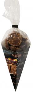 Cornet chocolat au lait spéculoos - Maison Taillefer - 150 gr
