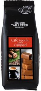 Café moulu saveur caramel - Maison Taillefer - 125 gr
