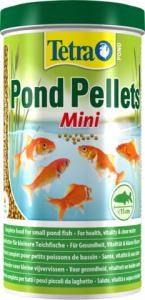 Tetra Pond Pellets Mini 1 L - Aliment complet pour poissons de bassin