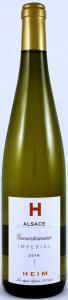 Vin d'Alsace - Gewurtzraminer Impérial - Heim - Blanc - 75 cl