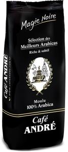 Café moulu Magie noire - Café André - 100% arabica - 250 gr