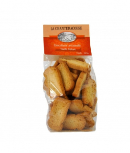 Toasts artisanales nature - La Chanteracoise - 140 gr