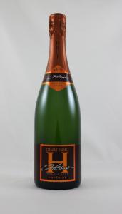 Vin pétillant - Crémant d'Alsace Brut - Heim - 75 cl
