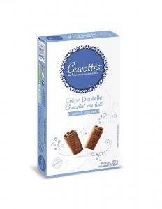 Crêpe dentelle au chocolat au lait - GAVOTTES - 100 g