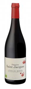 Vin Côtes du Rhône - Domaine Saint Jacques - Rouge - 75 cl
