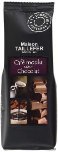 Café moulu saveur chocolat - Maison Taillefer - 125 gr