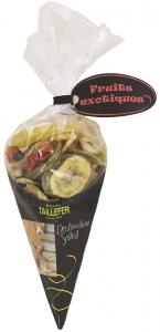 Cornet fruits exotiques Destination soleil - Maison Taillefer - 210 gr