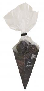 Cornet chocolat noir 70% intense - Maison Taillefer - 110 gr