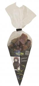Nounours guimauve fantaisie en cornet - Maison Taillefer - chocolat au lait - 120 gr