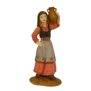 Figurine Samaritaine 10cm. Oliver