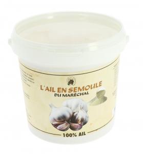Ail pur en semoule - Gamme du Maréchal - 1 kg