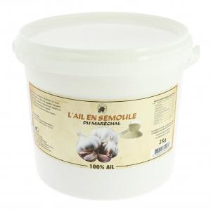 Ail pur en semoule - Gamme du Maréchal - 3 kg