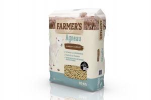 Granulés Complet Agneau - 20 kg - Farmer's