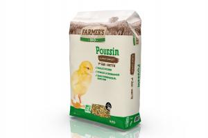 Granulés BIO Poussin - 8 kg - Farmer's