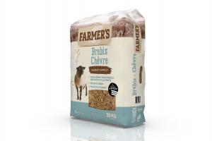 Granulés Brebis et Chèvres - 20 kg - Farmer's