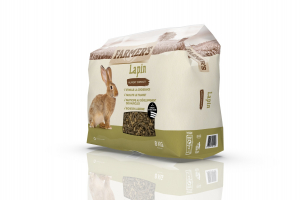 Granulés Complet Lapin - 8 kg - Farmer's