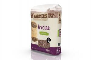 Céréales Avoine - 18 kg - Farmer's