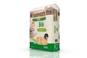 Céréales BIO Blé - 20 kg - Farmer's