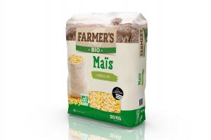 Céréales BIO Maïs - 20 kg - Farmer's