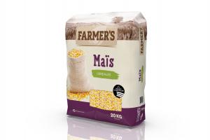 Céréales Maïs Concassé - 20 kg - Farmer's