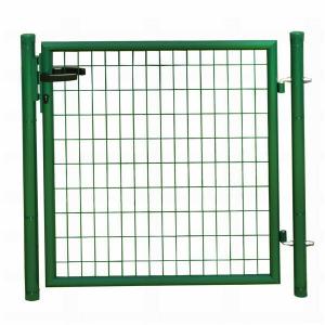 Porte pivotante Gate green - Betafence - vert - 1x1 m