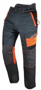 Pantalon Forestier Comfy - Solidur - Du XS au 3XL - Gris