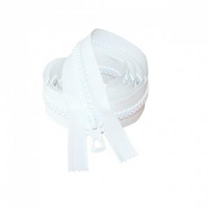 Fermeture de rechange en nylon - LMA - 135 cm - Blanc
