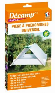 Insecticide piège à phéromones universel Décamp' Radical - CREA