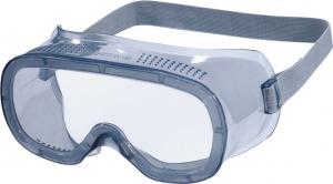 Lunettes masque Muria1 - Delta Plus - Polycarbonate - transparent