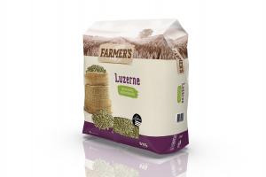 Luzerne Granulés - 8 kg - Farmer's