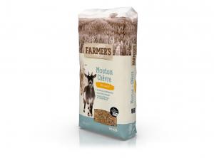 Mélange Céréales Mouton et Chèvre - 20 kg - Farmer's