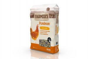 Mélange Céréales Pondeuse - 20 kg - Farmer's