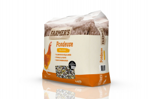 Mélange Céréales Pondeuse - 8 kg - Farmer's