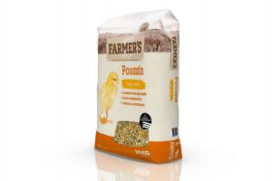 Mélange Céréales Poussin - 20 kg - Farmer's