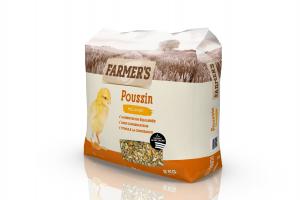 Mélange Céréales Poussin - 8 kg - Farmer's