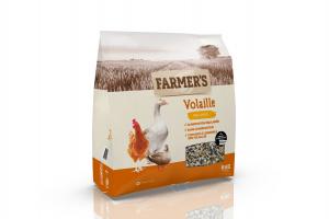 Mélange Céréales Volaille - 8 kg - Farmer's