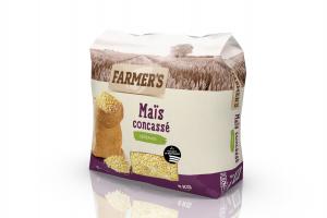 Céréales Maïs Concassé - 8 kg - Farmer's