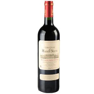 Vin rouge Montagne Saint Emilion - Maison Neuve - 75 cl