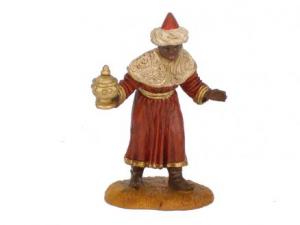 Figurine Roi Mage Balthazar 10cm. Oliver