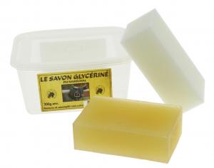 Savon glycériné du Maréchal -Coffret avec éponge - 200 g