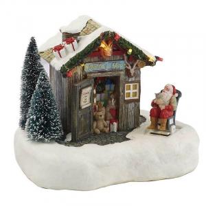 La boutique du père Noël - Luville