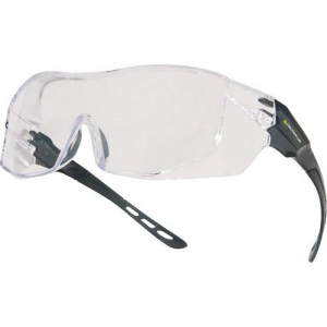 Surlunettes Hekla - Delta Plus - polycarbonate - transparent