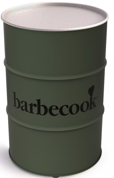 Barbecue Barbecook EDSON GREEN ARMY